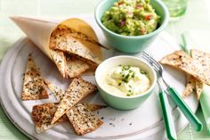 You'll have the kids sorted for their first day back at school with these healthy multigrain chips.