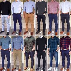 """1,745 Likes, 95 Comments - D A D T H R E A D s ® (@dadthreads) on Instagram: """"What's your top pick? Betcha can't choose just one ☝ @chrismehan fashions his best looks…"""""""