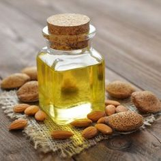 What are the benefits of sweet almond oil? Almond oil for face? Almond Oil is hypoallergenic, full of antioxidants, and has many benefits for skin. Pure, sweet almond oil is best. Almond Oil Uses, Sweet Almond Oil, Coconut Oil, Under Eye Puffiness, Acne Oil, You Look Beautiful, Look Younger, Oils For Skin, Shiny Hair