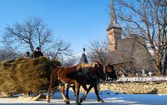 Discover Maramures, the last bucolic region in Europe. Photo by Mihai Moiceanu Human Kindness, City People, Dark Forest, Medieval Castle, Bucharest, Historical Sites, Romania, Countries, Places To Visit