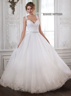 Crystal - by Maggie Sottero