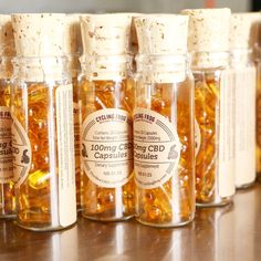 Fresh batch of highly potent #CBD capsules being prepped to hit Arizona Locations!
