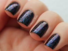 Spektor's Nails: Ozotic - 529 & Sinful Colors - Pearl Harbor