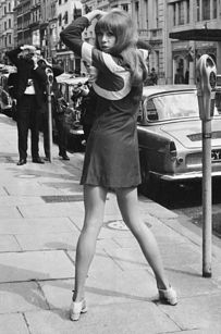 Patti Boyd | 60 Iconic Women Who Prove Style Peaked In The '60s