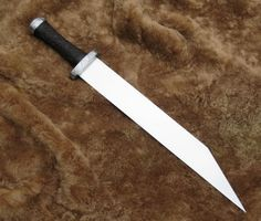Picture of Sword-hilted Broken-back Seax