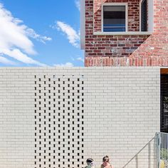 Congrats to @clarecousins who was recently a finalist for the @thinkbrickaustralia Horbury Hunt Residential Award for the Elsternwick House!⠀ ⠀ Photo by @lgrosmann