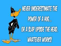 Daffy Duck, Family Affair, Looney Tunes, Cute Wallpapers, Hug, Cartoons, Comic Books, Comics, Friends