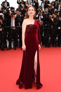 Julianne Moore in Givenchy beim Filmfest in Cannes