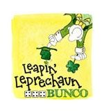 Lots of theme ideas! St Patrick's Day Bunco by Tara Reed Designs
