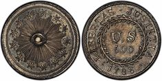Is This The Very First U.S. Coin? : The Two-Way : NPR