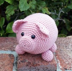 Pig Crochet