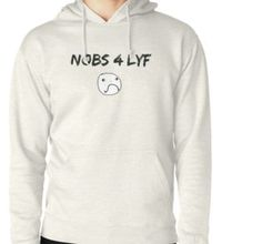 """NOBS FOR LYF"" T-Shirts & Hoodies by tasyaaluna 