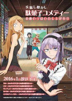 Estrenos de Anime para el 7 de Enero.