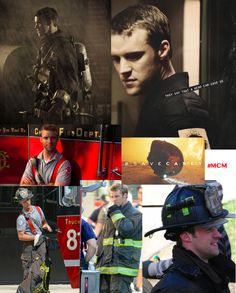 Casey from Chicago Fire!! Love him!
