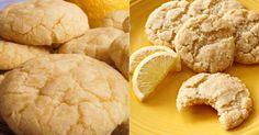 Diese Zitronen-Cookies sind in nur 15 Minuten fertig!