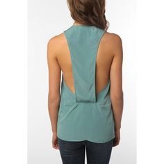 Urban Outfitters Low Racerback Tank
