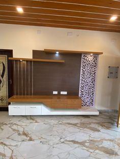 Latest Tv Unit Designs, Modern Tv Unit Designs, Wall Unit Designs, Modern Tv Wall Units, Tv Cabinet Design, Tv Wall Design, Ceiling Design, Bed Design, Tv Unit Furniture Design