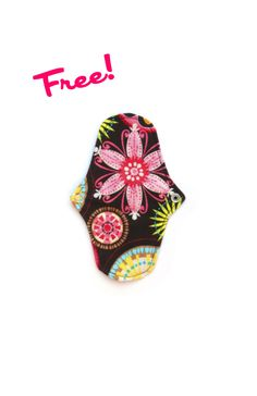 *Cloth Pad Curious Giveaway*  New customers who've never tried Party In My Pants cloth pads can score one free liner for just the cost of shipping!