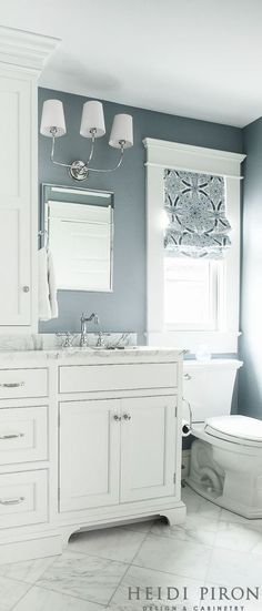 Wohnen Hamptons Inspired Window Dressing Treasuring Time With Your Kids When school is out, kids loo Modern Bathroom Decor, Bathroom Colors, Bathroom Styling, Bathroom Interior Design, Bathroom Ideas, Bathroom Designs, Inspiration Dressing, Bad Inspiration, Bathroom Inspiration