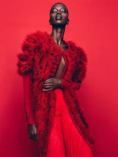 """divalocity:  Red""""She Said 