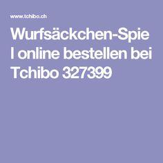 Wurfsäckchen-Spiel online bestellen bei Tchibo 327399