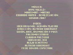 "Eduardo Mateo - ""Yulelé! (Martimat + Matías Remix)"" (Remezclación, 2007)"