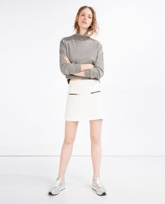 A-LINE SKIRT-View All-SKIRTS-WOMAN   ZARA United States