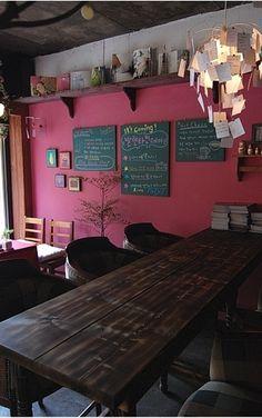 Café Blog