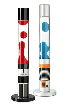 Lightsaber Lava Lamps