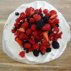 Easy Pavlova - Allrecipes.com