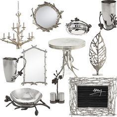 EARTHLY ACCESSORIES  Project Décor
