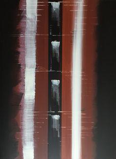 Troubles Lignes 60x80cm (2010)