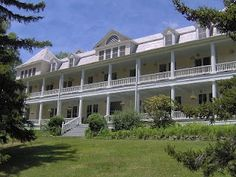Balsam Mountain Inn, Balsam, NC, featured as part of the Southern Spirit Guide to North Carolina.
