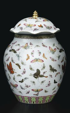JAR AND COVER MARK AND PERIOD OF GUANGXU