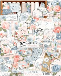 FQB - Cherish Collection Journal Labels, Journal Cards, You Are Wonderful, One Rose, Card Making Kits, Flower Clipart, What Inspires You, Digital Scrapbooking, Scrapbooking Ideas