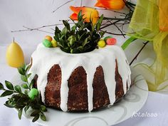 Ala piecze i gotuje: Babka krówkowa