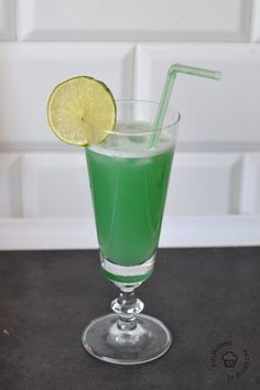 Blue Curacao, Blue Hawaiian, Hurricane Glass, Rum, Drinks, Cooking, Tableware, Impreza, Beverages