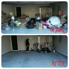 Want to get a jump on some Spring cleaning and get that garage cleaned out? We are just the guys for the job! Book online and save $30 off any load over $98!! #junk #junkremoval #cleanout #springcleaning #garagecleanout #bookonline #beforeandafterpics #greatservice #onlinemarketing
