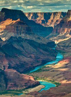 """No es el cañón del Chicamocha, pero se le parece el """"Gran Cañon"""", allá en los EE.UU."""