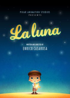 • Pixar animation concept art 3D short film Character Design visual development la luna Dice Tsutsumi Jerrod Maruyama animationtidbits •