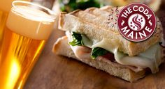Kick back & chill out at The Coda Maine – snack upon a scrummy toastie or panini plus a glass of wine, beer or non-alcoholic beverage each Free Vouchers, Discount Vouchers, Code Free, Voucher Code, Non Alcoholic Drinks, Beverage, Chill, Maine, Beer