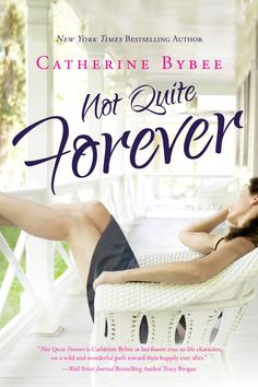 NOT QUITE FOREVER has cover art!! Due out November 14, 2014!