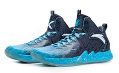 c8b6461f4bbe9d  Klay Thompson  Basketball Shoes  DubNation Raining down threes was the  inspiration for ANTA
