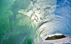 Pictures Ocean Wave Wallpaper HD.