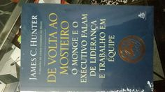 De volta ao mosteiro #leitura #autodesenvolvimento #administracao