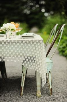 darling table cloth