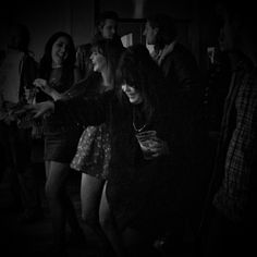 #WomenInMusic - rock n roll grrrlz at the #ModernAge #Music x #TheZineUK end of the year party in Central London, December 2017