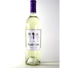 Middle Sister Moscato Wine