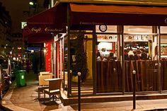 Cafe Constant, Paris  one of my favorites in Paris..