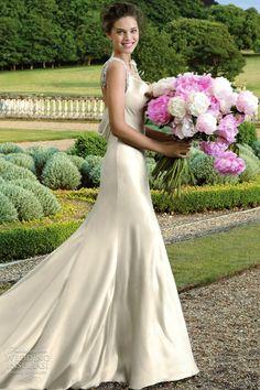 Manuel Mota for Pronovias 2012 Wedding Dresses | Wedding Inspirasi